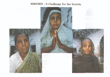 Widows: A Challenge for the Society